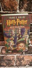 Harry Potter Und Der Stein Der Weisen Philosophers Stone Carlsen German TBLO