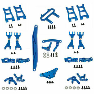 Upper / Lower Swing Arm Steering Cup Parts For 1/10 Redcat Blackout XTE XBE SC