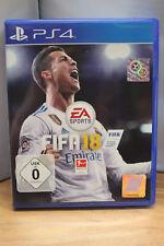 FIFA 18 (Sony PlayStation 4, 2017)