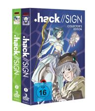 .hack//SIGN - Bundle Vol. 1 + 2 - Collector's Edition DVD