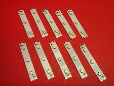 LED  SMD  warm white light for houses & other layout buildings  10 pcs.