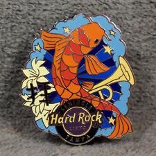 HAT PIN ~ HARD ROCK CASINO ~ TAMPA ~ KOI FISH