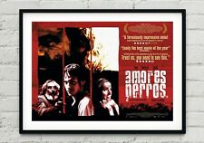 Amores Perros Movie Poster - Classic 00s Vintage Wall Film Art Print Photo