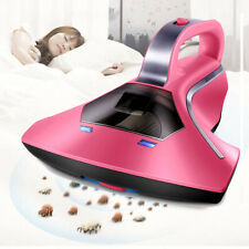 Hand-Held UV Bed Cleaner w Vibration Vacuum UV Disinfection for Mattress