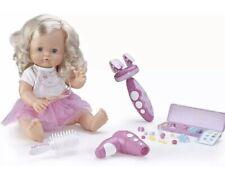 "Famosa Nenuco Baby Girl ""Hair Style"""