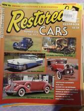 Restored Cars Magazine Number 218 Morgan 4+4 1915 Model T Truck 1956 Mercury Mon