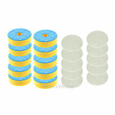 Washable Pre & Post Motor Filter Kit for Dyson DC05 DC08 Vacuum Cleaner x 10