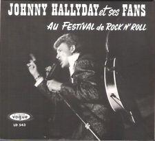 "CD Digipack ""Johnny Hallyday"" Johnny Hallyday et ses fans"