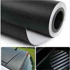 DIY Carbon Fiber Wrap Roll Sticker For Car Phone Bike Auto Graphics Vehic 1.27m