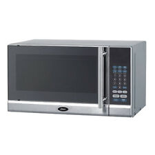 Oster OGG3701 0.7 Cu. Ft. Microwave Oven, Stainless Steel