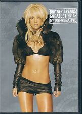 DVD ALL ZONES--VIDEO CLIPS--BRITNEY SPEARS--MY PREROGATIVE / GREATEST HITS