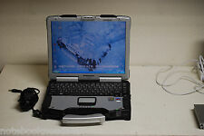 Panasonic Toughbook CF29 1.4ghz 60gb DVD Touch Screen Wireless WIN XP SP3 USB