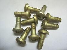 """(10) 1/4""""-28 x 11/16"""" philips head titanium machine screw"""