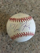 Chone Figgins Signed Official Major League Baseball PSA/DNA Cert