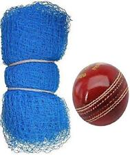 20ftx10ft Nylon Practice Net with 1 Leather Ball,Cricket net for Practice