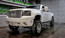 Paintable Black 07-13 GMC Sierra 1500 Boss Pocket Fender Flares Short Bed 5.8ft