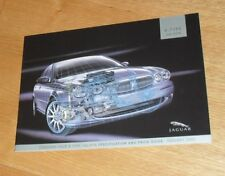 Jaguar X Type Price Guide 2005 - 2.0D 2.5 3.0 V6 Sovereign Sport Premium Classic