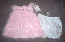 ensemble coton  rose neuf etiqueté disney store miss bunny taille 9-12 mois ***
