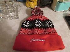 96c6382fc Budweiser Beanie Hats Men's One Size for sale   eBay