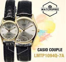 Casio Couple Watch LTP1094Q-7A MTP1094Q-7A