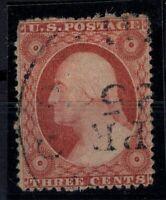 G136786/ UNITED STATES / SCOTT # 25 USED CV 175 $