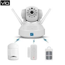 Vstarcam C37-AR-TZ1V 4-in-1 Video Alarm Kit 720p HD Wireless Smart Surveillance