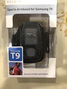 Belkin Sports Armband For Samsung T8 F8M016-black
