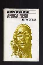 africa nera - detalmo pizio - biroli