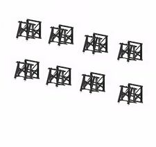 "8X Pop-out Video Wall TV Mount  40""-55"" up to Vesa 400x400 Landscape or Portrait"