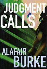 A Samantha Kincaid Mystery: Judgement Calls 1 by Alafair Burke (2003, Hardcover…
