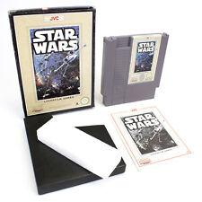 Star Wars for Nintendo Entertainment System, NES, VGC, CIB, PAL
