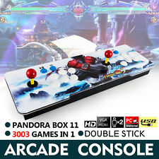 Pandora Box 11s 3003 Games Retro Video Games Double Joystick Arcade Console New