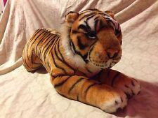 "28"" Tiger Plush Animal Doll Children For Kids Stuffed Toy (86)"
