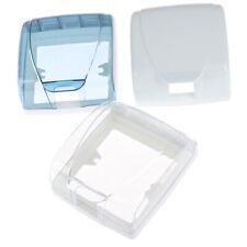 Plastic Wall Switch Waterproof Cover Box 86Type Wall Light Panel Socket FliNWUS