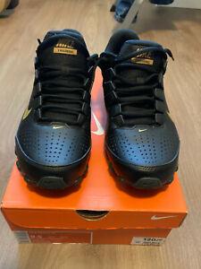Nike Reax 8 TR black/metallic gold 616272 009 Größe EU 43 UK8.5 US9.5 OVP TOP