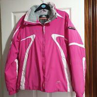 Women's Trespass TP100 Waterproof Jacket. Winter Sports. Ladies. Size L (14)