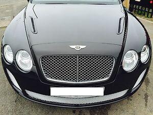 Bentley Continental GT/GTC Supersport Style Bonnet Vents Body Kit
