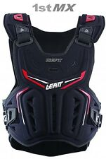 Leatt 3DF Body Protector Vest Soft Shell Motocross Race Armour Adults XXL