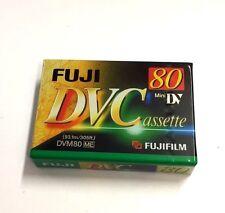 FUJI FUJIFILM DVC 80 MINUTI SP MODE/ 120 MINUTI LP MODE