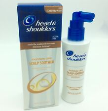 Head & Shoulders Moisture Care Scalp Soother for Textured Hair 4.2 oz pump NEW