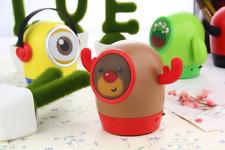 Cute Cartoon Animal Wireless Bluetooth Speaker for Children/Kids Gift - Reindeer