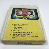 The Moody Blues 8 Track Tape Cartridge Seven Sojourn Audio Dynamic Ent.