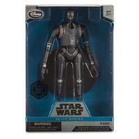 Disney Store Star Wars Rouge One K-2SO Elite Series Die Cast Action Figure NIB