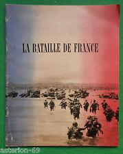 WWII LA BATAILLE DE FRANCE 1944 OFFICE D'INFORMATION DE GUERRE DES ETATS UNIS