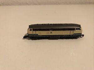 Spur Z Märklin Diesellokomotive BR 216 Auktion 114