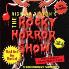 Rocky Horror Picture Show colonna sonora from the European Tour 98/99-the AUTHENTIC