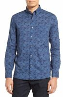 * NWT John Varvatos, Slim Fit Print Sport Shirt NWT XL