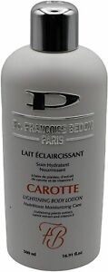 Pr. Francoise Bedon - Lightening Carrot Body Milk 17 oz | 500ml