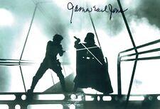 James Earl JONES SIGNED Autograph 12x8 Photo 3 AFTAL COA Darth Vader Star Wars