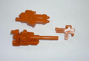 Transformers G1 - Technobot Afterburner - Full set of Parts